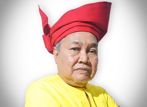 Dato' Paduka Dr. Ibrahim Ali