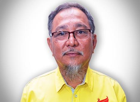 Prof. Madya Dato' Dr. Kamarolzaman Haji Mohd Jidi