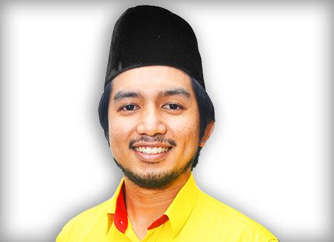 Syed Mohd Shahriman Syed Badrishah